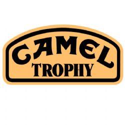 Adesivo - Camel Trophy