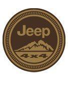 Adesivo - Jeep 4x4