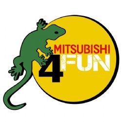 Adesivo - Mitsubishi 4 Fun
