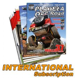 International Subscription Planeta Off-Road