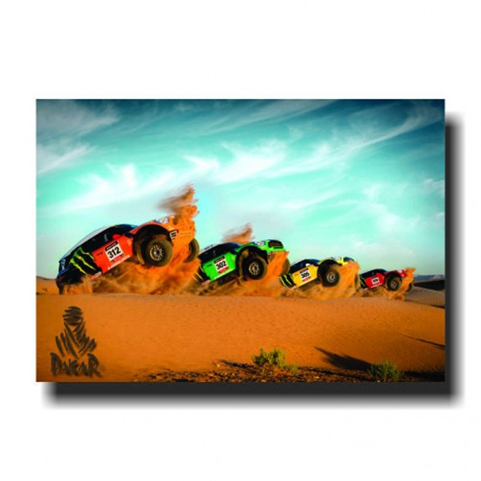 Placa - Dakar Mini