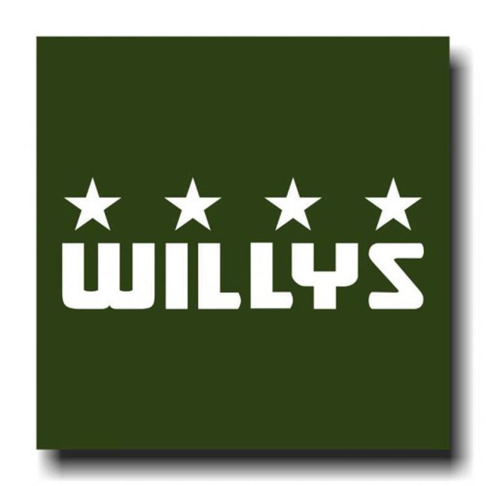 Placa - Willys