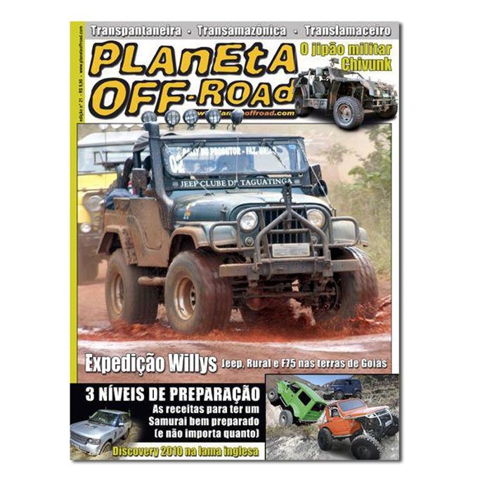 Planeta Off-Road ed 21