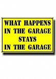 Placa - What happens in garage